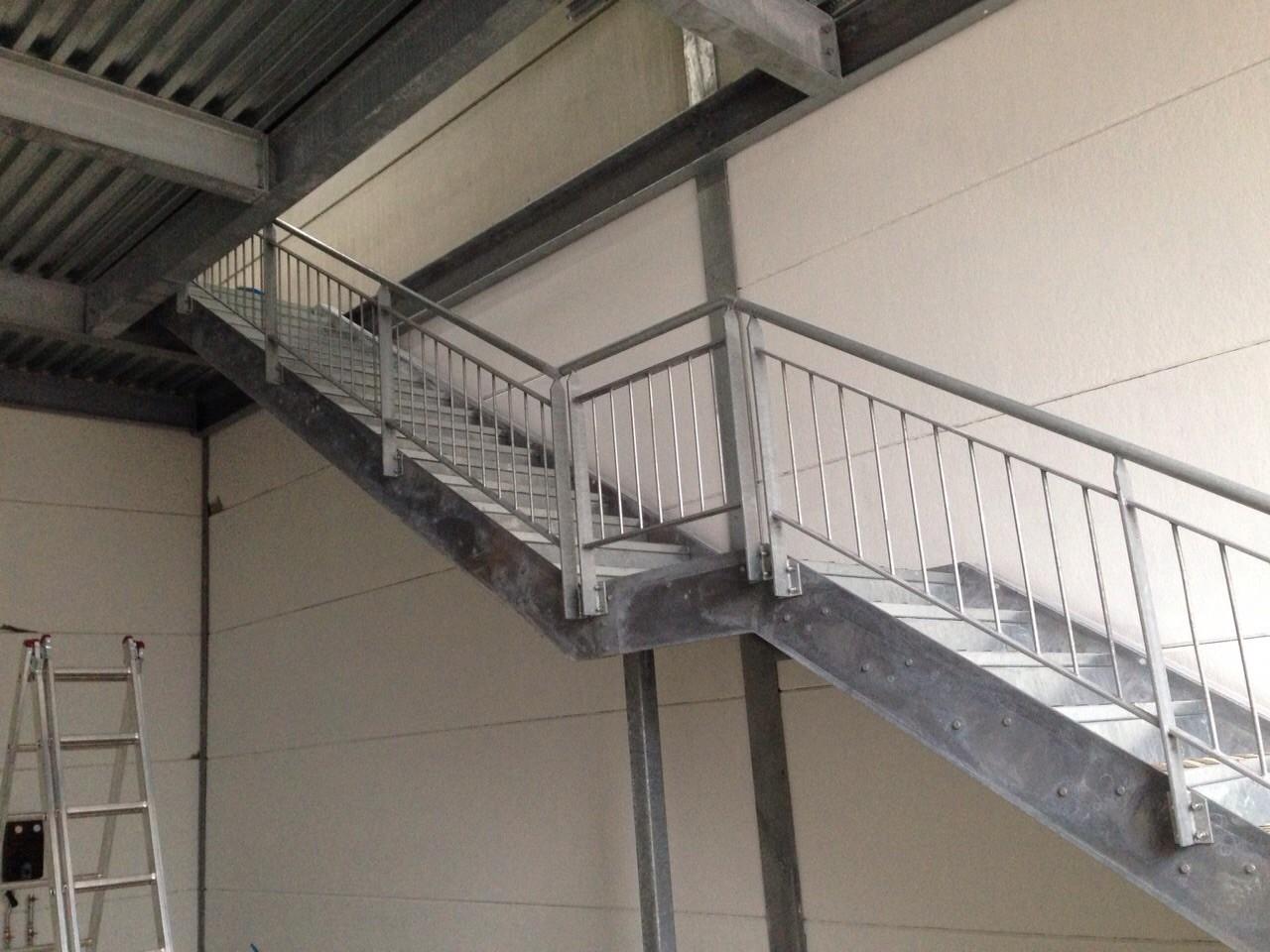 Staalconstructiebedrijf rotterdam