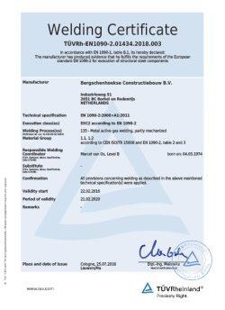 BCBStaalconstructie_NEN-EN_1090-2 - 2018